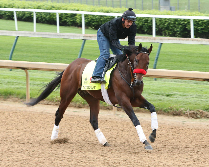 20160503 Nyquist Gallop - CD