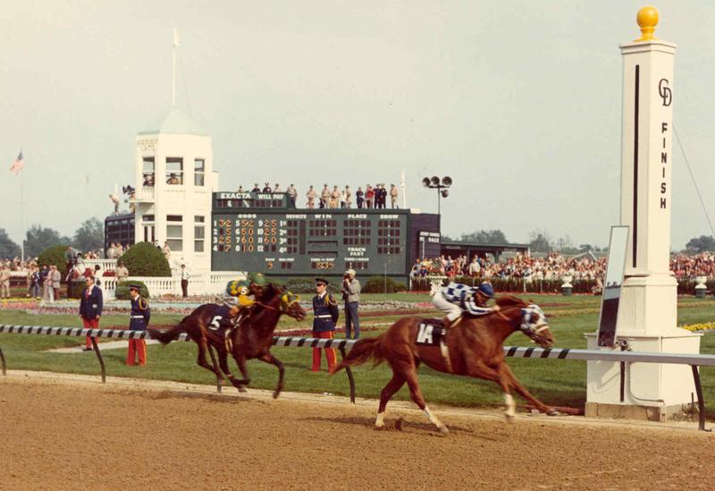 1973 finish
