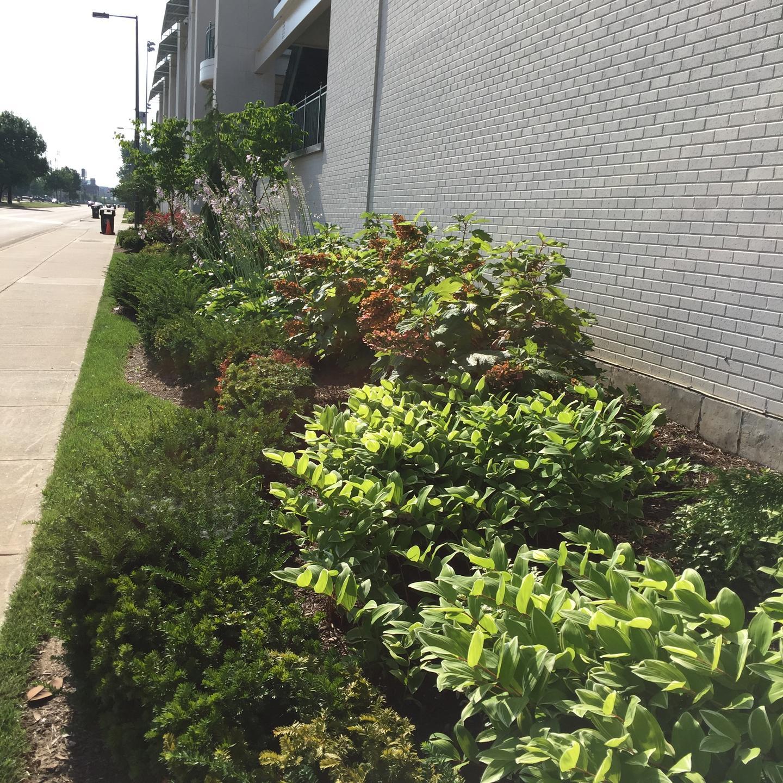 grounds exterior