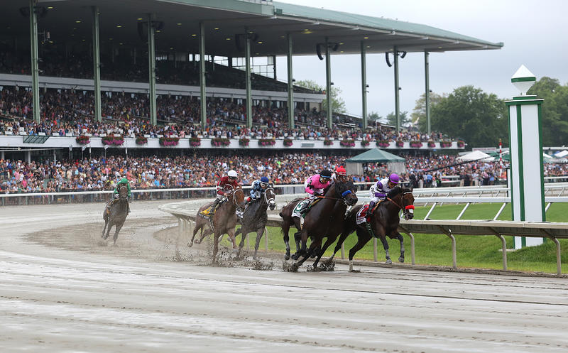 HASKELL HORSE RACE