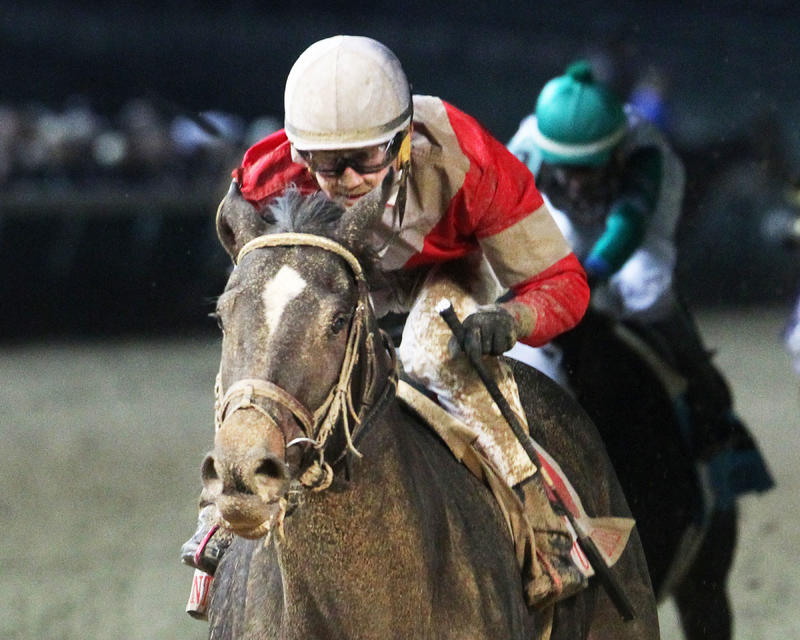 20161126 MCCRAKEN - The Kentucky Jockey Club Gr II (Coady)…