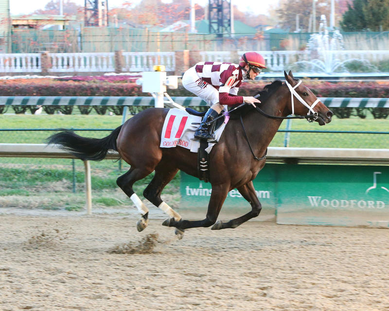 Farrell (Churchill Downs/Coady Photography)