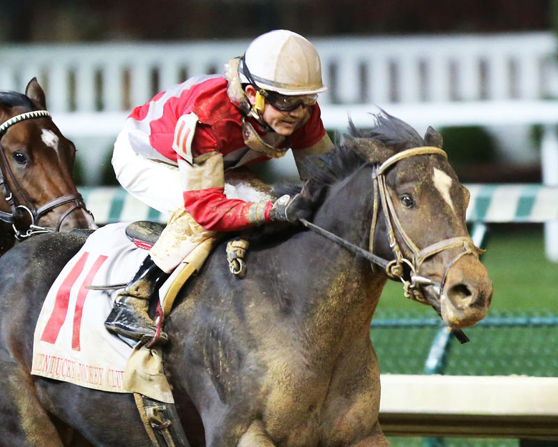 20161126 MCCRAKEN - The Kentucky Jockey Club Gr II - 90th…
