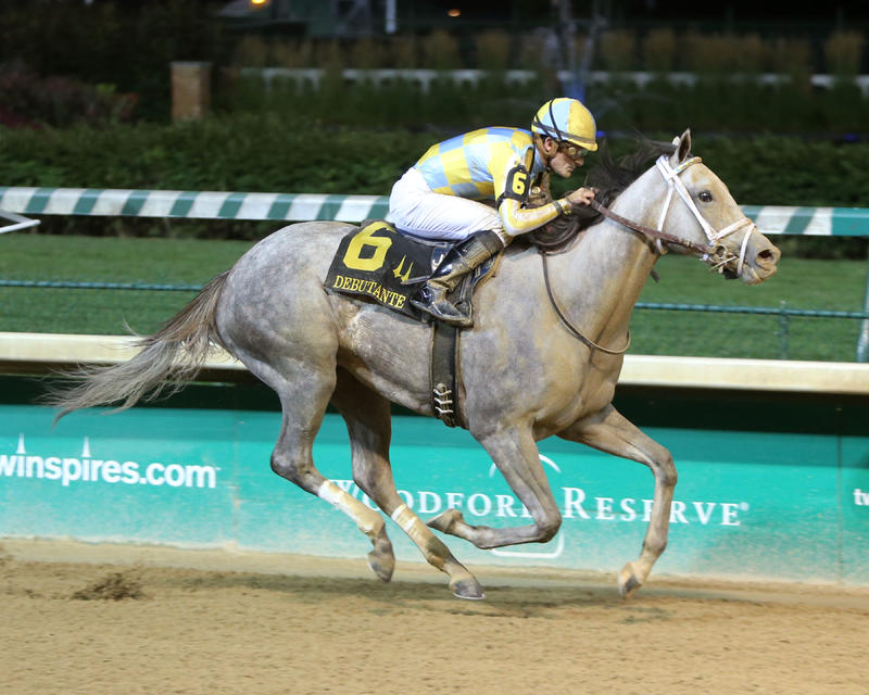 Pretty City Dancer (Churchill Downs/Coady Photography)