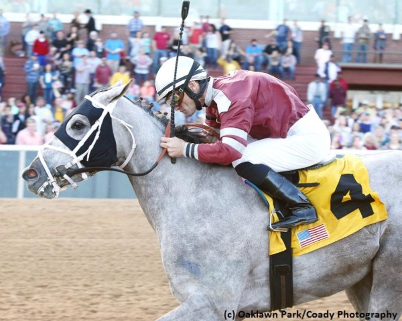 Chanel's Legacy (Oaklawn Park/Coady Photography)