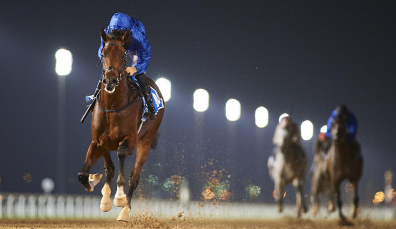 Thunder Snow UAE 2000 Guineas (Dubai Racing Club Andrew…