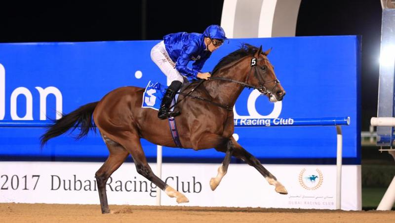 Thunder Snow UAE 2000 Guineas2 (Dubai Racing Club Andrew…