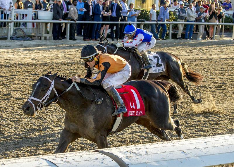2/25/2017  -  Brian Hernandez, Jr. guides Girvin to victory…