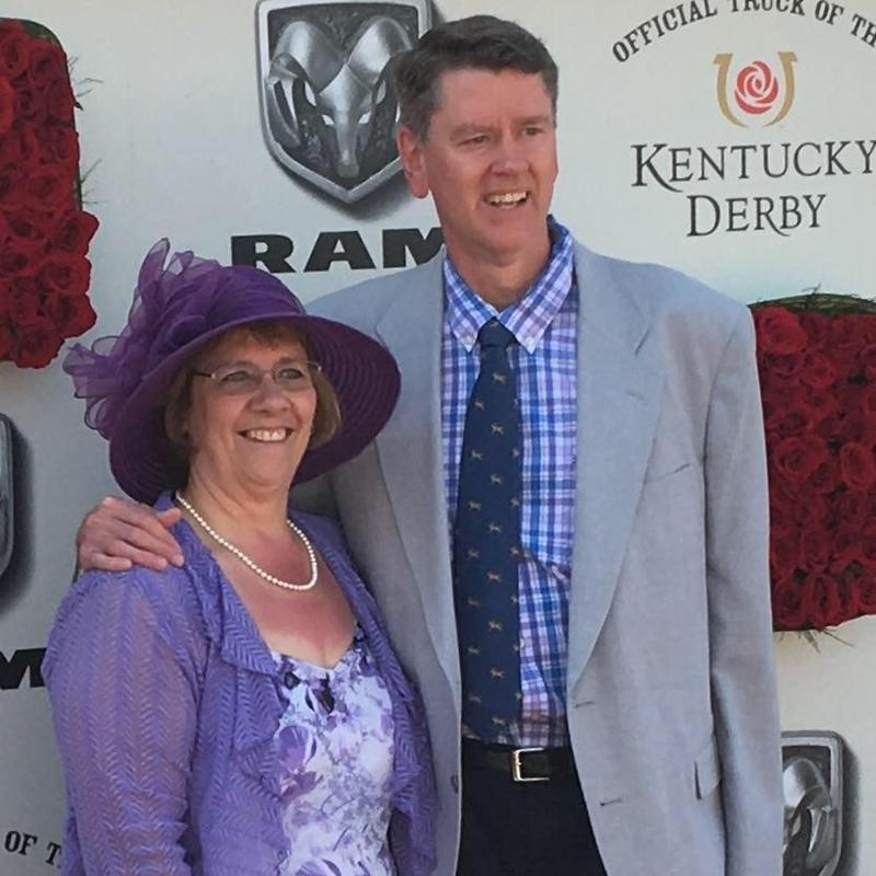 David and Penny Hoyt (Photo courtesy of David Hoyt)