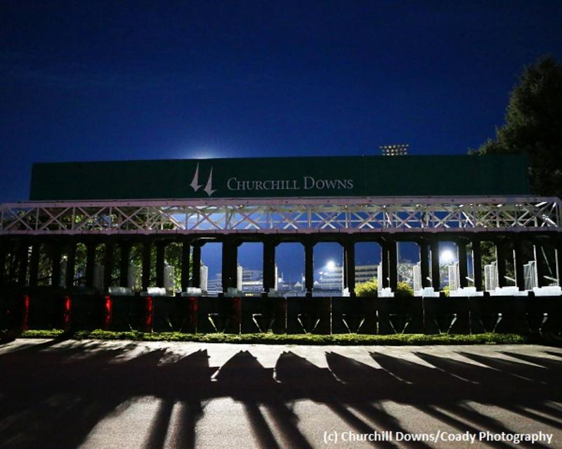 Churchill Downs (Coady Photography)