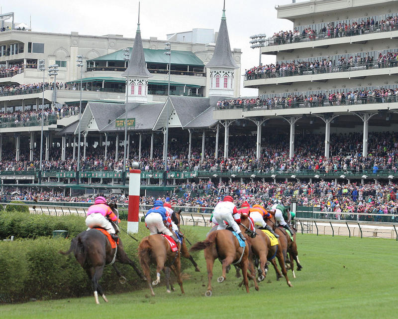 GREEN-MASK---The-Twin-Spires-Turf-Sprint-Gr-lll---23rd-Running---05-05-17---R07---CD---GS-Turn-1