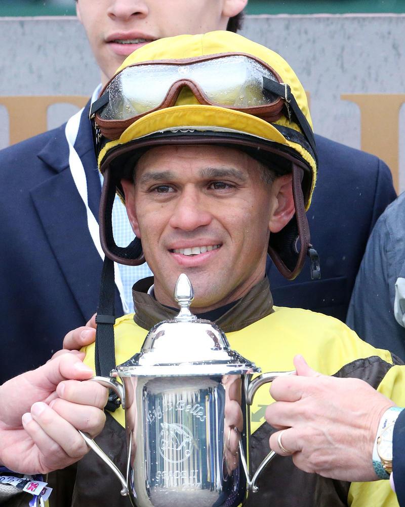 BENNER-ISLAND---The-Eight-Belles-Gr-ll---62nd-Running---05-05-17---R08---CD---Javier-Castellano