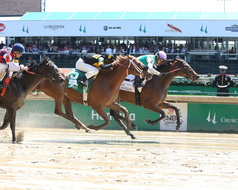 PAULASSILVERLINING---The-Humana-Distaff---Gr-1---31st-Running---05-06-17---R06---CD---Finish-1