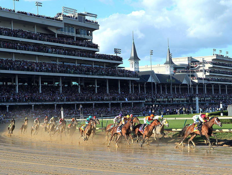 ALWAYS-DREAMING----The-Kentucky-Derby-Gr-1---143rd-Running---05-06-17---R12---CD---First-Turn-1
