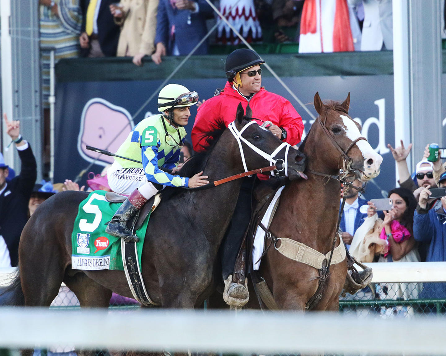 ALWAYS-DREAMING----The-Kentucky-Derby-Gr-1---143rd-Running---05-06-17---R12---CD---Come-Back-1