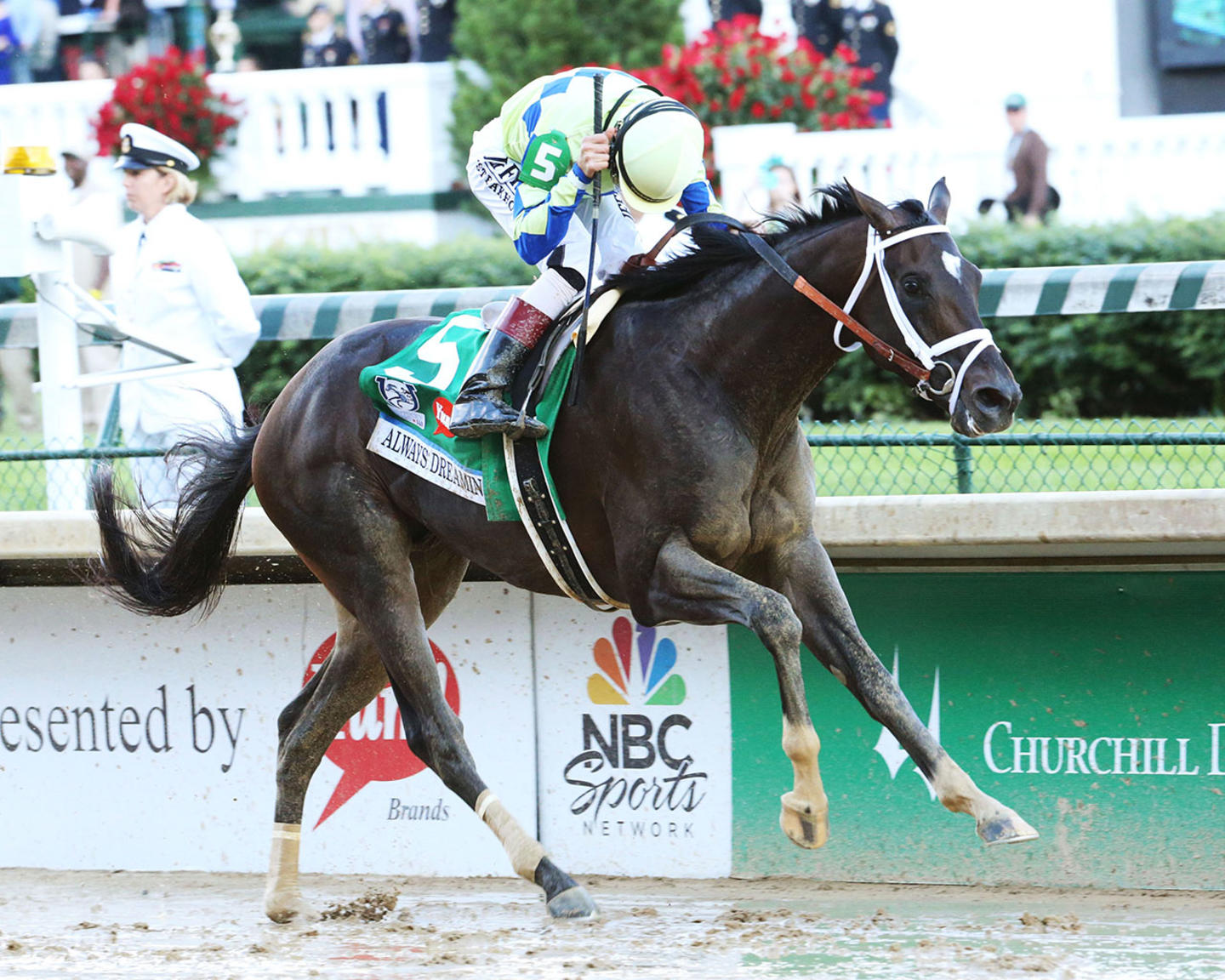 ALWAYS-DREAMING----The-Kentucky-Derby-Gr-1---143rd-Running---05-06-17---R12---CD---Finish-2