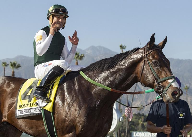 Bolt d'Oro (Benoit Photo)