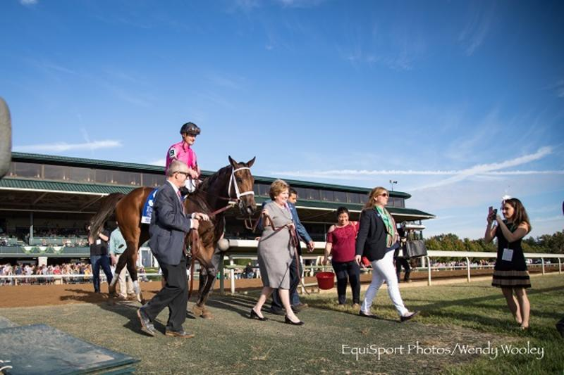 Heavenly Love (Wendy Wooley/EquiSport Photos)