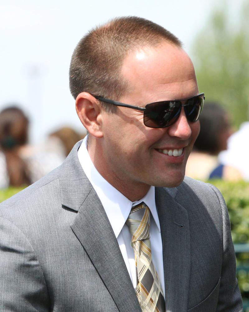 Chad Brown   Keeneland   04-15-17