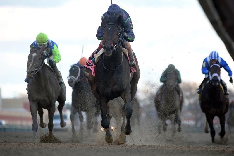 Mo Town wins the Remsen Stakes
