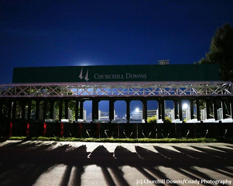 Churchill Downs starting gate (Churchill Downs/Coady Photography)