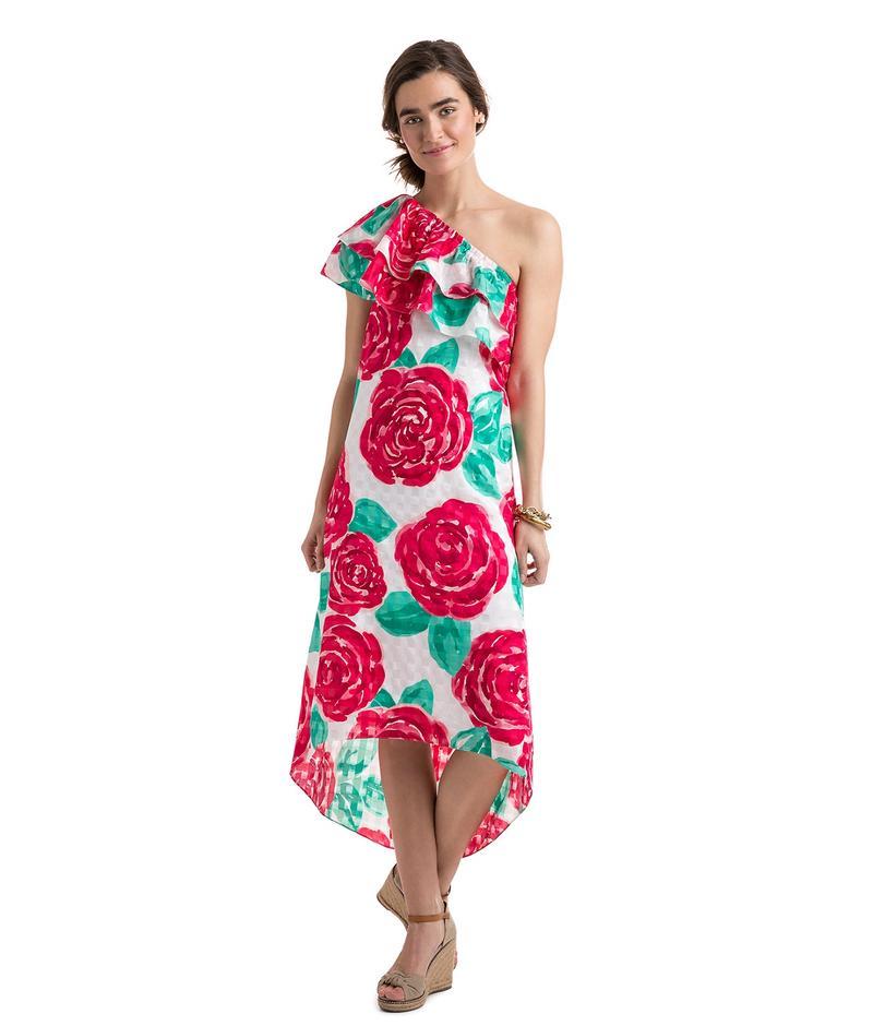 Vineyardvines.Floral.Dress
