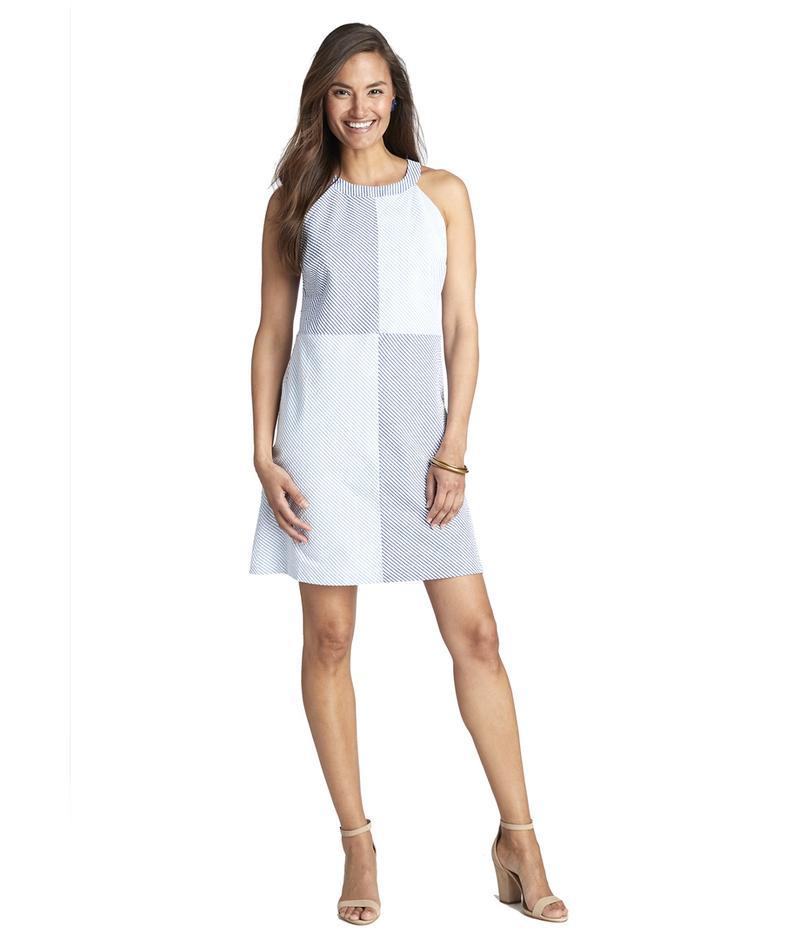 vineyardvines_Bluewhite_dress