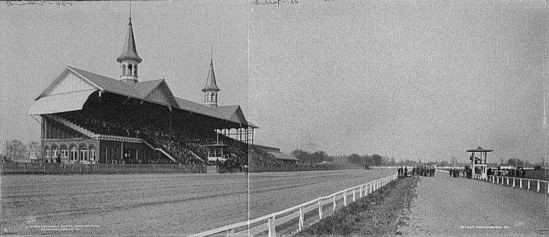 CHURCHILL DOWNS, 1901
