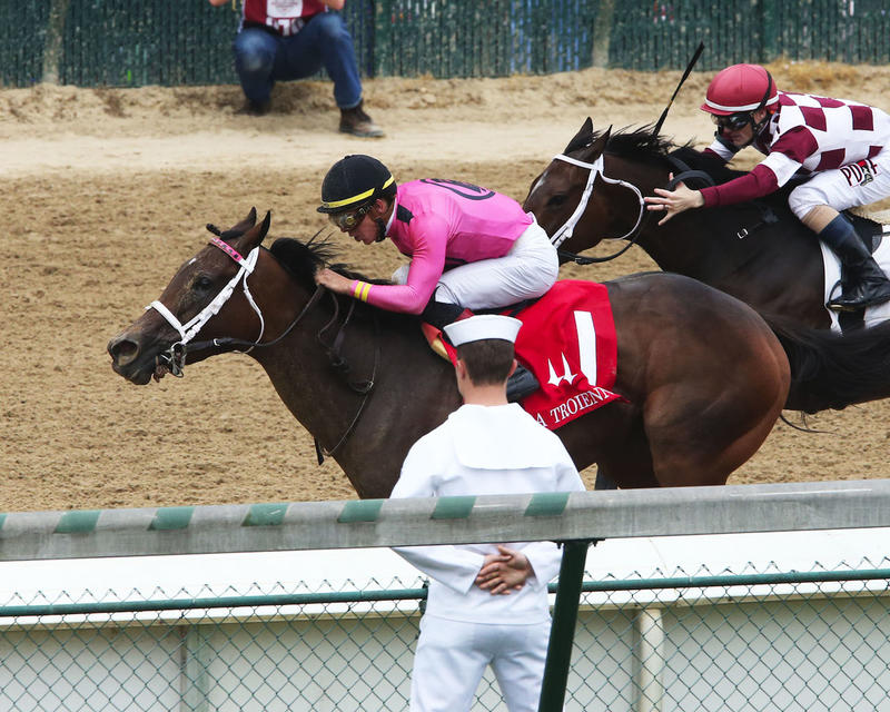 SALTY - The LA Troienne - G1- 33rd Running - 05-04-18 -…