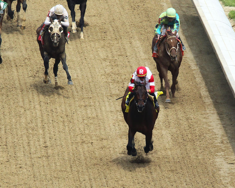 BACKYARD HEAVEN - The Alysheba - G2 - 15th Running - 05-04-18…