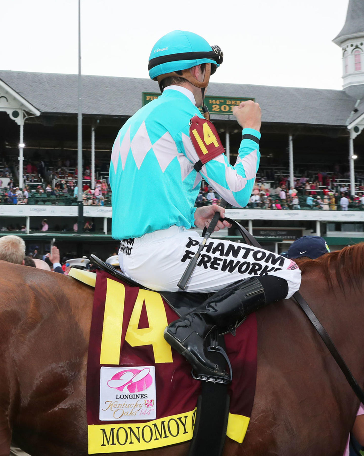 MONOMOY-GIRL---Longines-Kentucky-Oaks---G1---144th-Running---05-04-18---R11---CD---Florent-Geroux-01