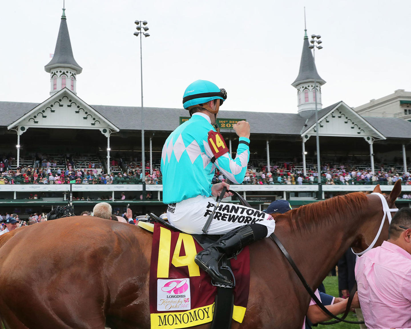 MONOMOY-GIRL---Longines-Kentucky-Oaks---G1---144th-Running---05-04-18---R11---CD---Post-Race-01