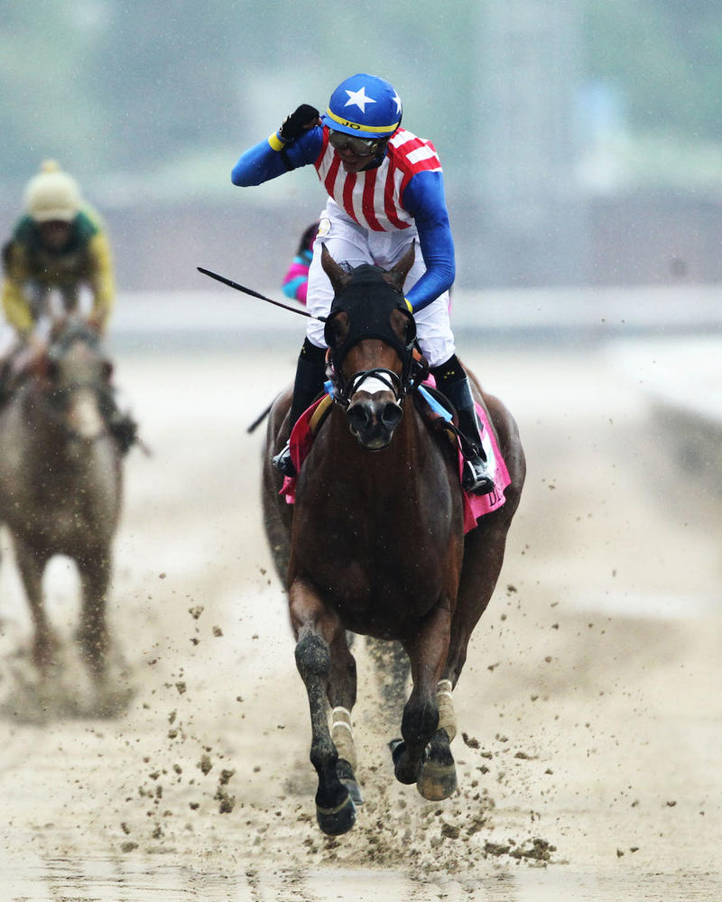 AMERICAN GAL - The Humana Distaff G1 - 32nd Running - 05-05-18…