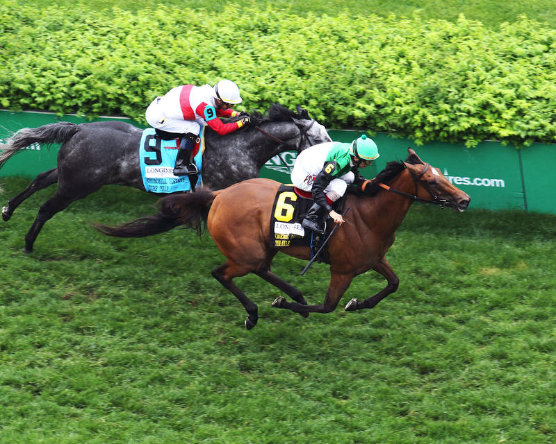 PROCTOR'S LEDGE - The Longines Churchill Distaff Turf Mile…