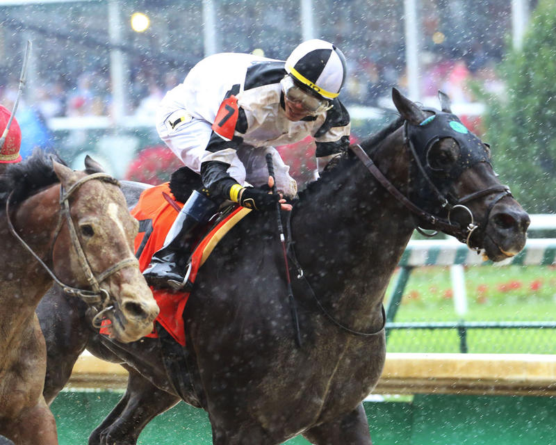 LIMOUSINE LIBERAL - The Churchill Downs G2 - 84th Running…