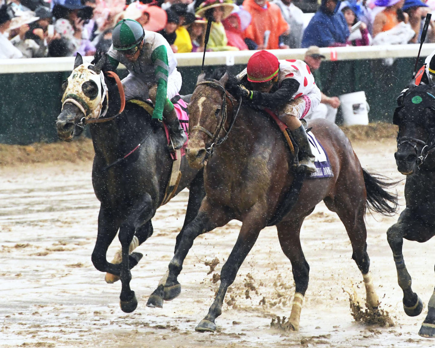 LIMOUSINE LIBERAL - The Churchill Downs G2 - 84th Running - 05-05-18 - R08 - CD - Inside Finish 1