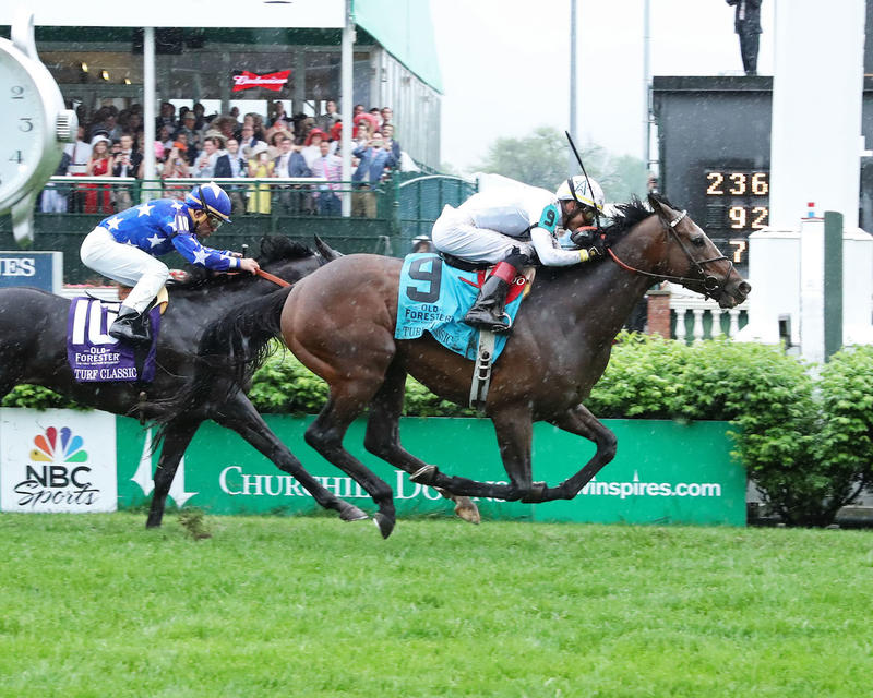 YOSHIDA - Old Forester Turf Classic G1 - 32nd Running -…