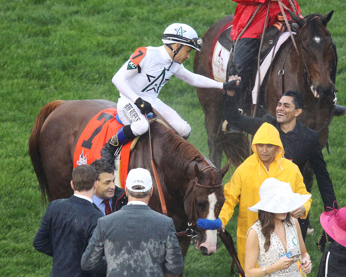 JUSTIFY---The-Kentucky-Derby-G1---144th-Running---05-05-18---R12---CD---Post-Race-02