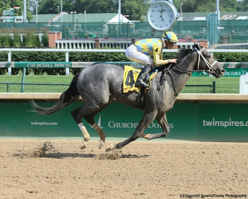 Dream Maker (c) Churchill Downs/Coady Photography