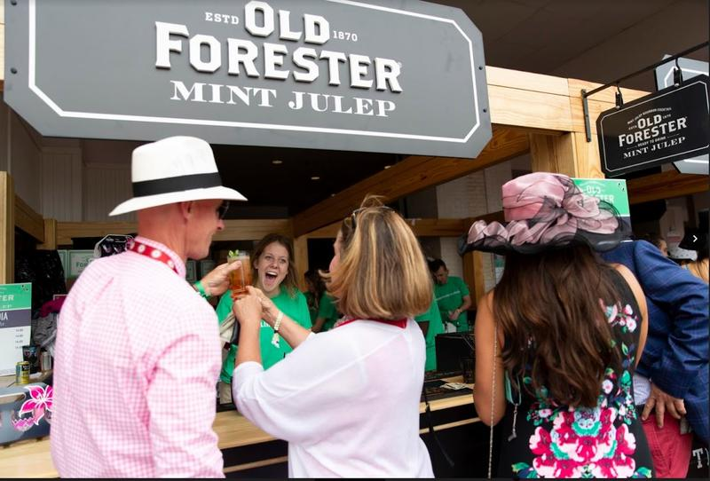 Old_Forester_Mint_Julep_Booth