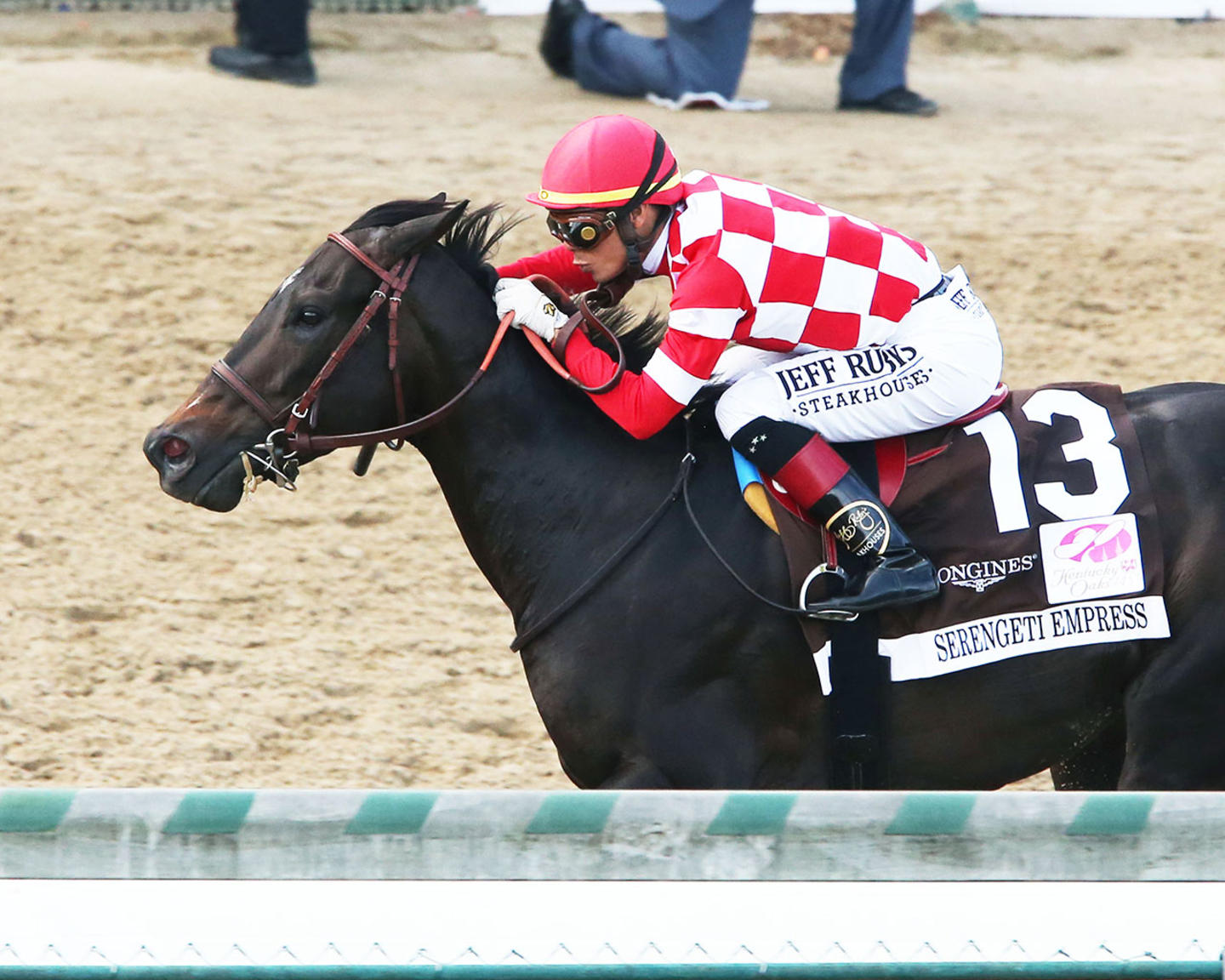 SERENGETI-EMPRESS---The-Longines-Kentucky-Oaks---145th-Running---05-03-19---R11---CD---Inside-Finish-01