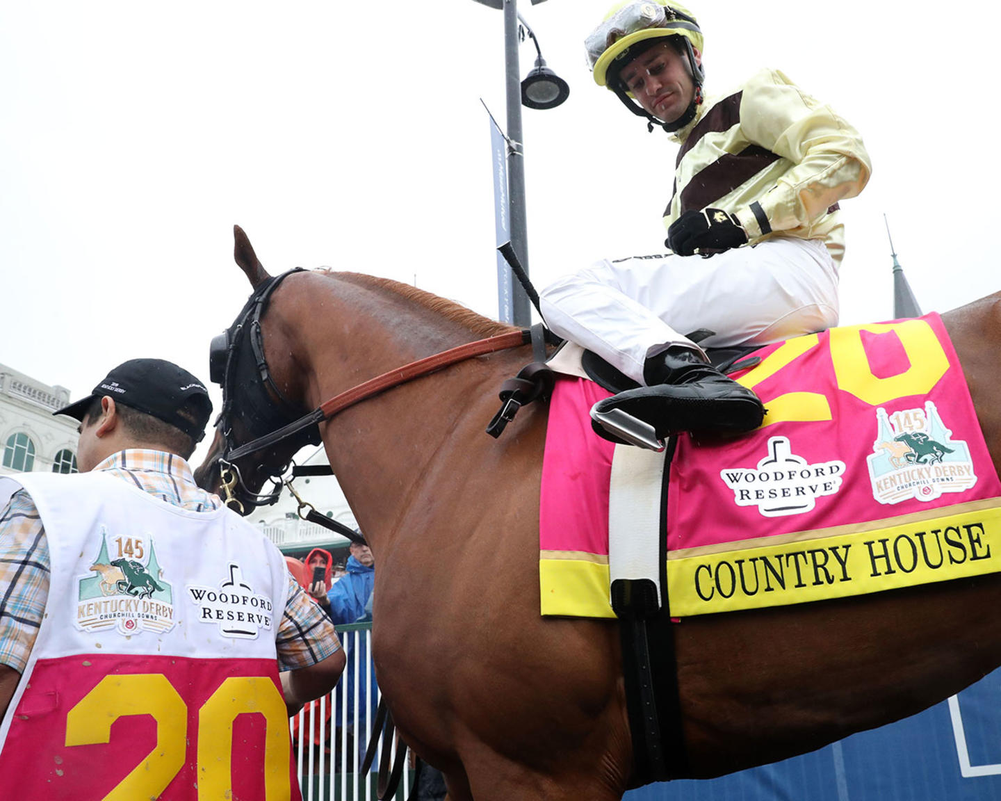COUNTRY-HOUSE---The-Kentucky-Derby---145th-Running---05-04-19---R12---CD---Paddock-01