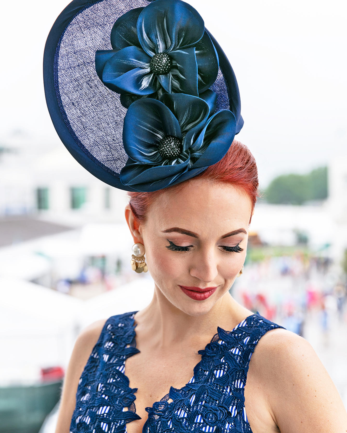 Christine Moore Hat Derby