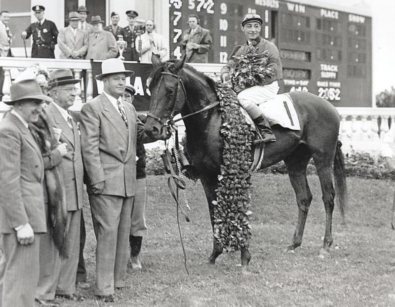 CitationWinnersCircle-KentuckyDerby1948-ChurchillDowns