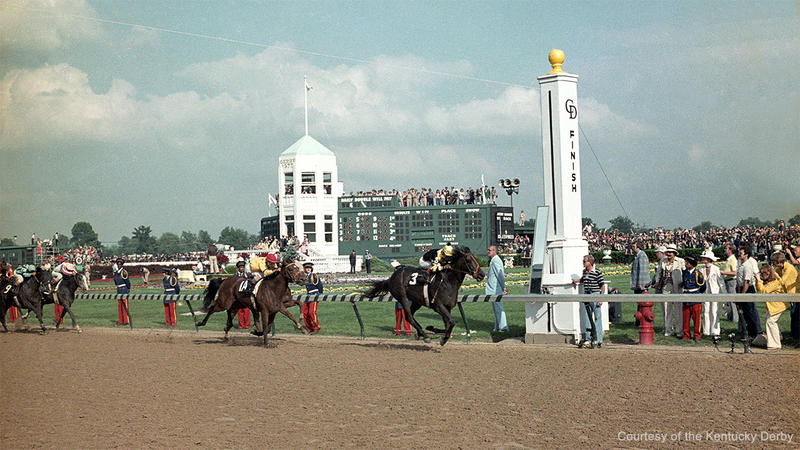 SEATTLE SLEW (1977)