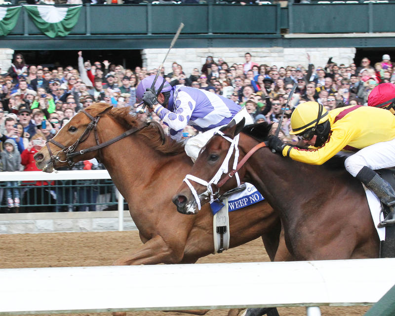 Weep No More (Keeneland/Coady Photography)
