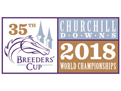 Tickets For The 2018 Breeders' Cup World Championships At Churchill Downs To Go On Sale June 7