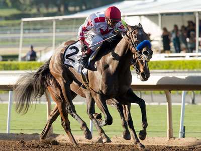 Noted and Quoted returns to action in Sunland Park Oaks