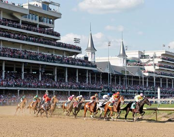Road to the Kentucky Derby Series shifts to