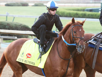 Kentucky Derby, Oaks Workouts to be Streamed Live on Twitter; Exclusive 8:30-8:45 a.m. Training Window Begins Saturday